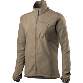 Houdini Air 2 Air Wind Jacket Women wheathered brown
